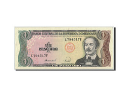 Dominican Republic, 1 Peso Oro, 1988, KM:126c, SPL - Dominicaine