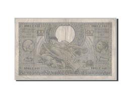 Belgique, 100 Francs-20 Belgas, 1939, KM:107, 1939-02-28, TB - [ 2] 1831-... : Regno Del Belgio