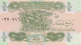 IRAQ   1/4 DINAR  1993  FDS - Iraq
