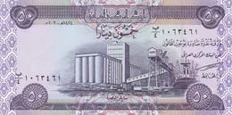 IRAQ   50 DINARS    FDS - Iraq