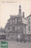 CPA ROY . HOTEL DE VILLE - Roye