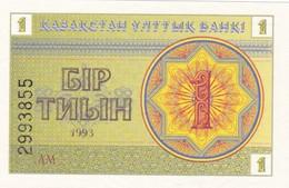 KAZAKISTAN  1 TIYN  1993    FDS - Kazakhstan