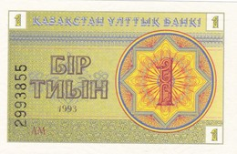 KAZAKISTAN  1 TIYN  1993    FDS - Kazakistan