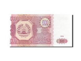 Tajikistan, 500 Rubles, 1994, KM:8a, 1994, NEUF - Tadjikistan
