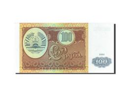 Tajikistan, 100 Rubles, 1994, KM:6a, 1994, NEUF - Tadjikistan
