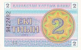 KAZAKISTAN  2 TIYN  1993    FDS - Kazakistan
