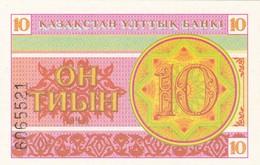 KAZAKISTAN  10 TIYN  1993    FDS - Kazakistan