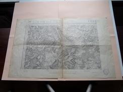 COMMERCY Type 1889 Revisée 1932 Tirage 1941 ( Formaat 54 X 34 Cm. ) Zie Foto´s ! - Europe