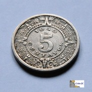 México - 5 Centavos - 1940 - Mexique