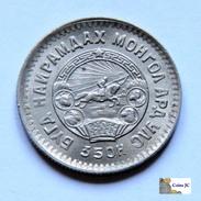 Mongolia - 20 Mongo - 1945 - Mongolia