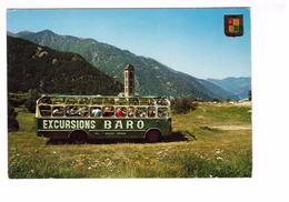 Andorre Valls Andorra Excursion Excursions Baro Autocar Autobus - Andorra