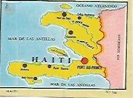 CROMO COLECCION UNIVERSAL 1960: HAITI. Numero 166 - Autres Collections