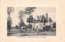 THEME PIGEONNIER / La Barre - Château Du Bois Nouvel - Other Municipalities