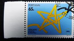 Portugal 1946 Oo/ESST, Europäischer Binnenmarkt - 1910-... Republiek