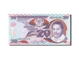 Tanzania, 20 Shilingi, 1986-1990, KM:15, NEUF - Tanzanie