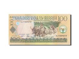Rwanda, 100 Francs, 2003, 2003-09-01, KM:29b, SPL - Rwanda