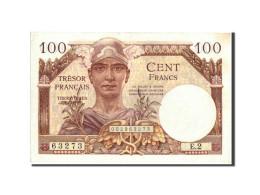 France, 100 Francs, 1947 French Treasury, 1947, 1947, KM:M9, SUP+ - Tesoro