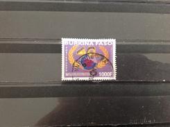 Burkina Faso - 40 Jaar FESPACO (1000) 2009 Very Rare! High Value! - Burkina Faso (1984-...)