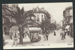Saint Raphaël - Le Boulevard Félix Martin     Obf06117 - Saint-Raphaël
