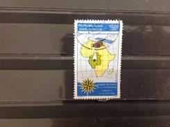Gabon - Landkaart (150) 1986 Very Rare! - Gabon (1960-...)