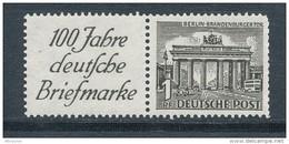 Berlin Zusammendruck W 1 ** Mi. 12,- - [5] Berlino