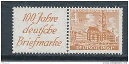 Berlin Zusammendruck W 5 ** Mi. 12,- - [5] Berlino