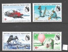British Antarctic Territory 1969 25th Anniv Of Continuous Scientific Work MNH CV £5.50 - Territorio Antártico Británico  (BAT)