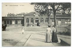 42/ LOIRE.. SAINT CHAMOND. La Gare - Saint Chamond