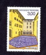 France Timbre De 1999 Neuf ** MNH Figeac Champollion Pierre De Rosette Hiéroglyphes