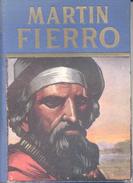 MARTIN FIERRO POESIA GAUCHESCA LIBRO AUTOR JOSE HERNANDEZ BIBLIOTECA BILLIKEN COLECCION AZUL CON MAS COMENTARIOS - Poetry