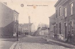RANSART : Rue De La Station - Non Classés