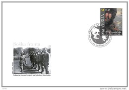 SLOVENIA 2016,,NEW 4.11, 100 YEARS OF FIRST WORLD WAR,WW1,,FDC - WW1
