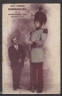 Géant Français Emmanuel - 29 Septembre 1900 - Hauteur 2m 27 - Zirkus