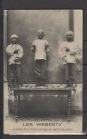 Les Weberty - Acrobates Fantastiques Merveilleux - Circo