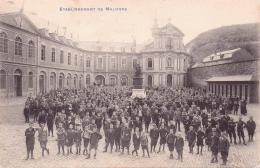 Alte AK  MALONNE / Prov. Namur  - Etablissement De Malonne - 1907 Gelaufen - Belgium