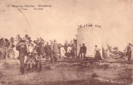Alte AK  Mont-de-l´Enclus / Prov. Hennegau  - Kluisberg - 1930 Gelaufen - Mont-de-l'Enclus