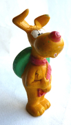 FIGURINE INSPECTEUR GADGET - FINOT AVEC CHAPEAU MEXICAIN - BANDAI 1983 (2) - Figurines