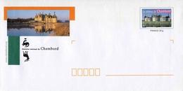 """PAP De 2006 Avec Timbre Et Illust. """"Le Château De Chambord Vu Du Cosson"""" Et Mention """"France 20 G"""" - Entiers Postaux"""