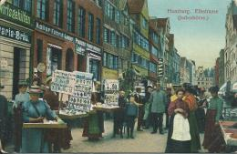 AK 0601  Hamburg - Elbstrasse ( Judenbörse ) Ca. Um 1910 - Mitte