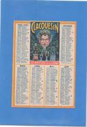 Calendrier Publicitaire De 1924, CLACQUESIN - Advertising