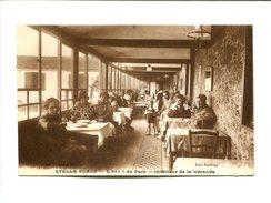 CP - STELLA PLAGE (62) L Hotel Du Parc Interieur De La Veranda - France