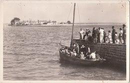 LOCTUDY  ( 29 ) Embarquement Pour L'ile Tudy - Loctudy