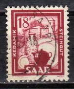 SAAR 1949 - MiNr: 282  Used - Gebraucht