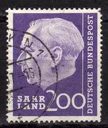 SAAR 1957 - MiNr: 399  Used - Gebraucht