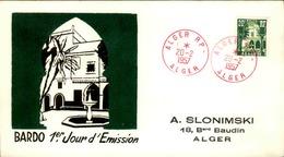 ALGERIE - Premier Jour Bardo 1957 - P21252 - Algérie (1924-1962)