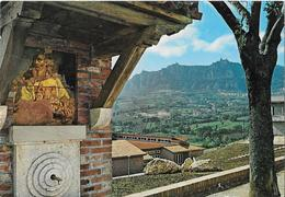SAN MARINO - Panorama Del Monte Titano - Saint-Marin