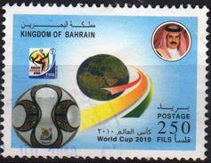 Bahrain 2010 1 V Used WORLD CUP 2010 SOUTH AFRICA Football