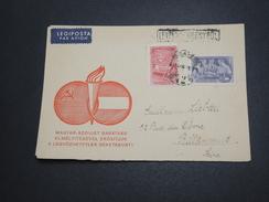 HONGRIE - Env Commémorative Pour La France - P21258 - Hungary