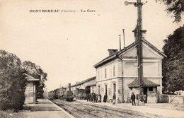 MONTMOREAU-LA GARE-TBE - France