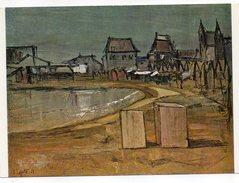 LE CROISIC--La Plage Du Croisic D'après G . Laporte (né En 1926)-- Peinte En 1959-- Cpm éd Nomis--Pub Korès - Le Croisic
